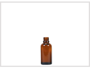mber Glass Essential Oil Bottles 30ml Feature Image