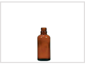 mber Glass Essential Oil Bottles 50ml Feature Image