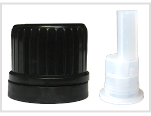 Black Cap & Seal Plug Dropper Feature Image