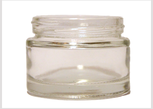Clear Jar 50ml Feature Image