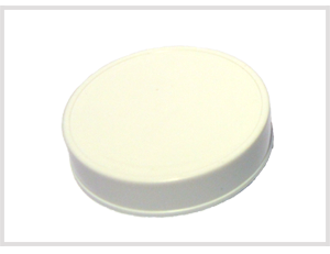 White Jar Cap Feature Image