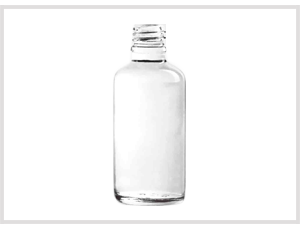Clear Glass Essential Oil Bottles Feature Image 50ml