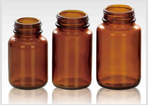 Amber Glass Bottles for tablet Feature Image