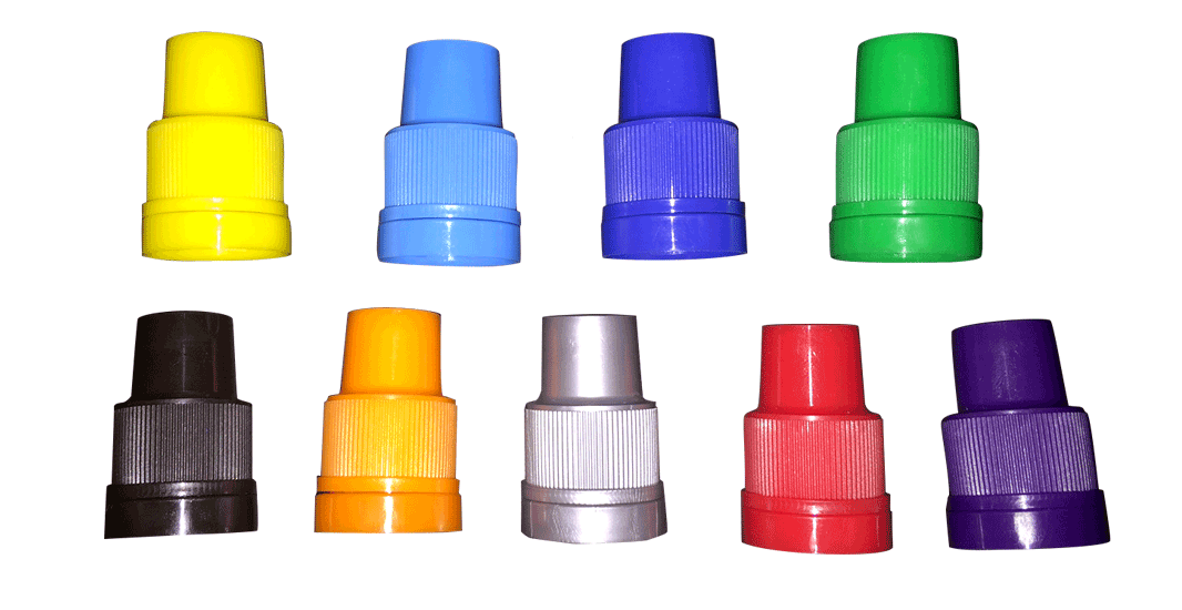 ECIG Caps Assortment