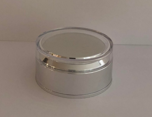 Silver Cap for new 50ml jar