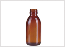 Amber Glass Syrup Bottle 150ml Feature Image