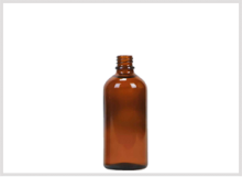 mber Glass Essential Oil Bottles 100ml Feature Image
