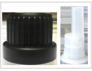 Big Black Cap & Seal Plug Dropper Feature Image