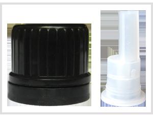 Black Cap & Seal Plug Dropper Feature Image