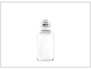 Clear Glass Essential Oil Bottles Feature Image 15ml