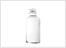 Clear Glass Essential Oil Bottles Feature Image 30ml