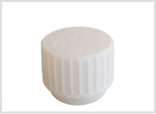 White childproof with tamper evident cap Feature Image