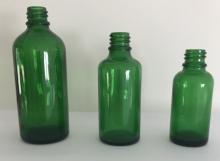 Φαρμακευτικά Φιαλίδια Πράσινα, 30-50-100ml, DIN18